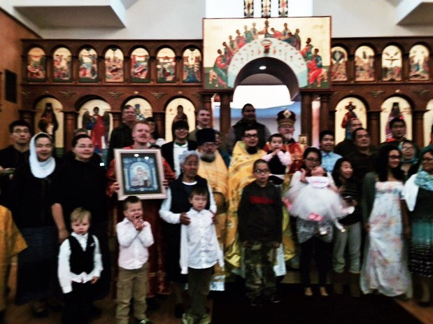 Fr. Michael Trefon Jr. and the Family